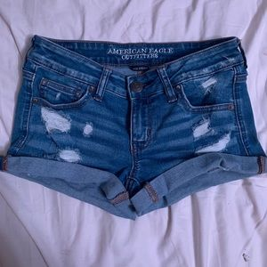 I LOVE THESE SHORTS!  but they are to small for me